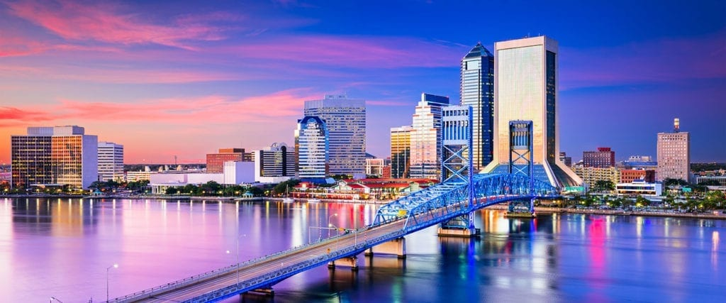 History Of Jacksonville