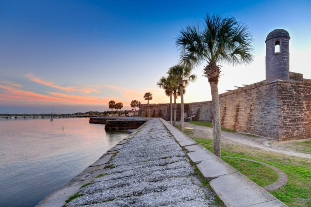 5 Unique Things You Probably Didn't Know About The History Of St. Augustine