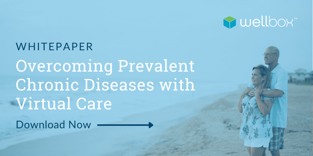 Our whitepaper discusses how virtual care benefits patients with cardiovascular disease, diabetes, and lung disease and leads to improved clinical outcomes.