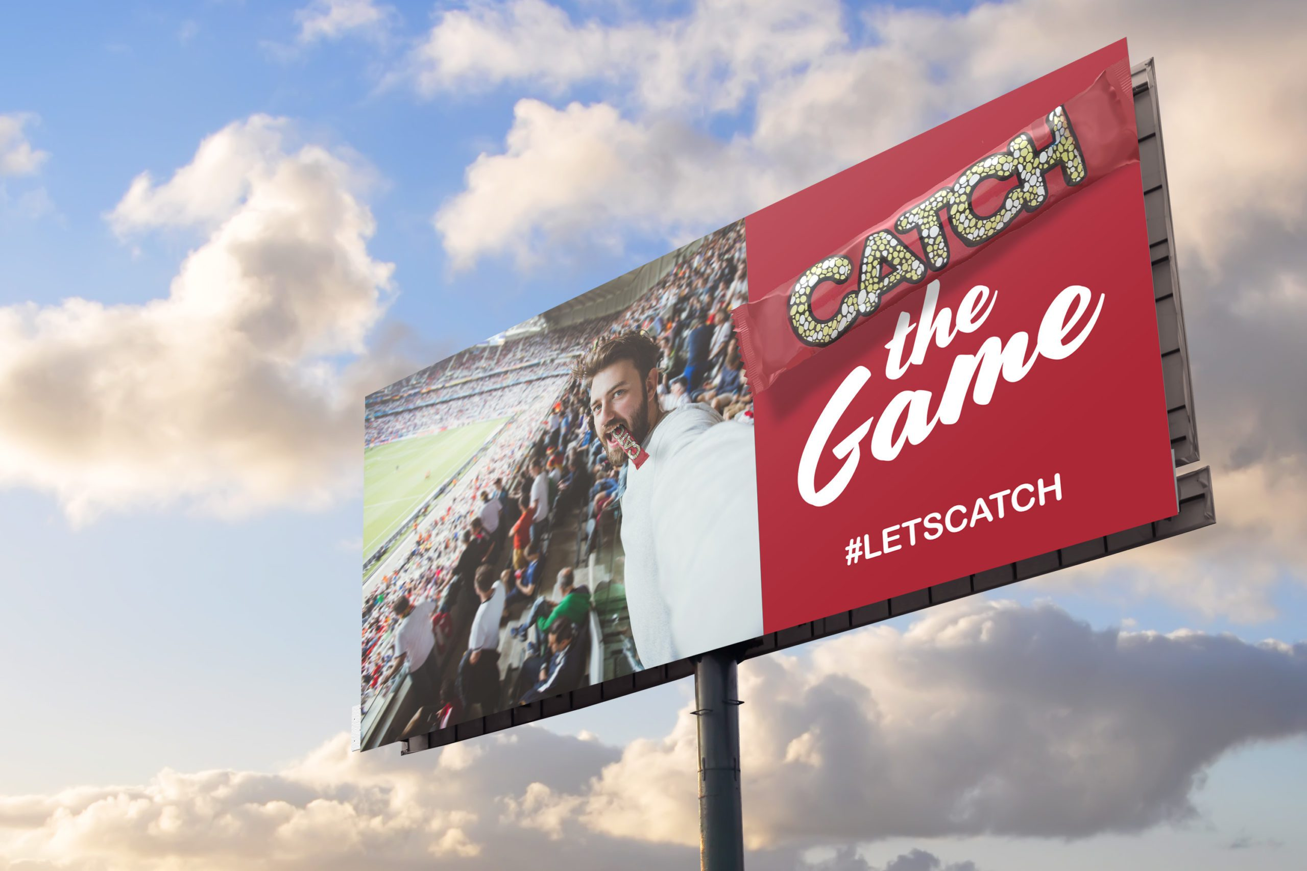 Catch Lets Catch Campaign C7 Creative.com